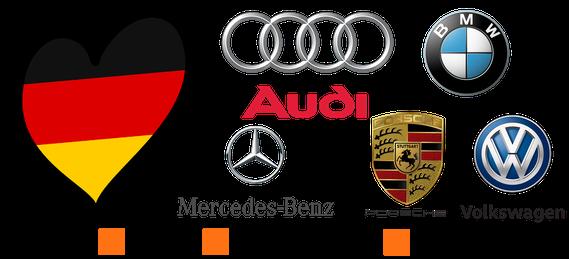 1:18 Modelauto's Duitse Merken